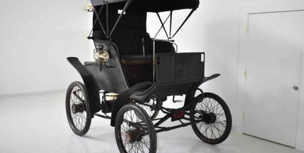 خودروی قدیمی برقی,اخبار خودرو,خبرهای خودرو,بازار خودرو
