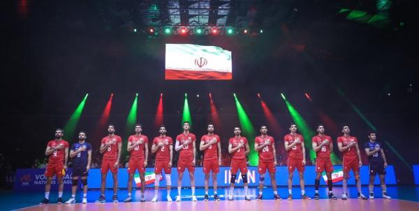 لیست تیم ملی والیبال برای هفته پنجم مشخص شد/ بازهم شریفی غایب است