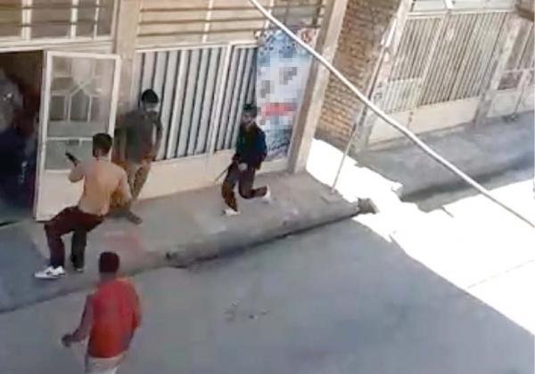تیراندازی خیابان طبرسی مشهد,اخبار حوادث,خبرهای حوادث,جرم و جنایت