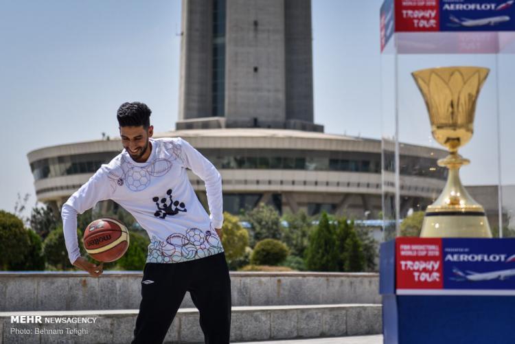 تصاویر کاپ جهانی بسکتبال در برج میلاد,عکس های کاپ جهانی بسکتبال در برج میلاد,تصاویر کاپ جهانی بسکتبال