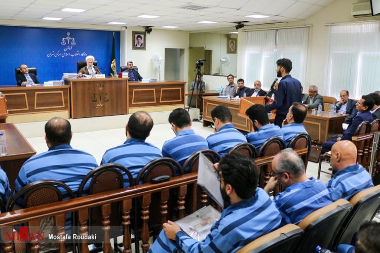 تصاویر هشتمین جلسه رسیدگی به پرونده متهمین ارزی,تصاویر دادگاه رسیدگی به پرونده متهمین ارزی,عکس های دادگاه رسیدگی به مفاسد اقتصادی