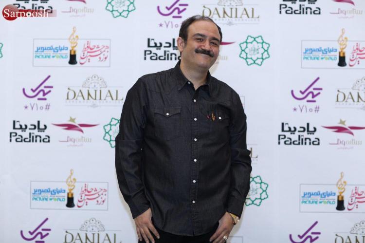 تصاویر جشن حافظ سال 98,عکس های مراسم فرش قرمز جشن حافظ,عکس چهرهها در نوزدهمین جشن حافظ