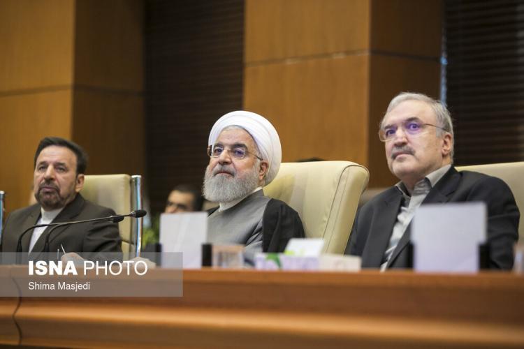 تصاویر دیدار مدیران ارشد نظام سلامت و حسن روحانی,عکس های دیدار مدیران ارشد نظام سلامت و حسن روحانی,تصاویر حسن روحانی