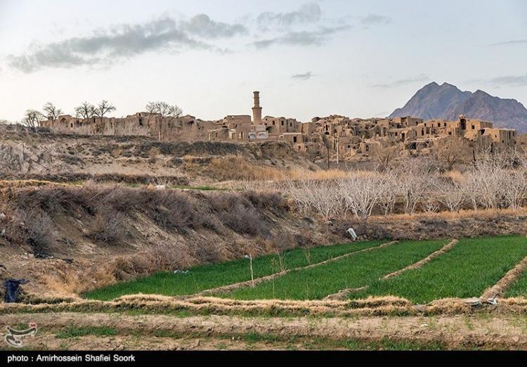 تصاویر روستای تاریخی خرانق یزد,عکس های دیدنی از ایران,تصاویر روستایی در یزد
