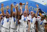 قهرمانی زنان آمریکا در جام جهانی,اخبار ورزشی,خبرهای ورزشی,ورزش بانوان