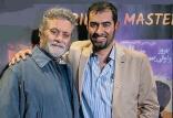 شهاب حسینی و بهروز وثوقی,اخبار هنرمندان,خبرهای هنرمندان,بازیگران سینما و تلویزیون