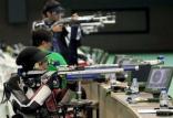 تیم ملی تفنگ,اخبار ورزشی,خبرهای ورزشی,ورزش
