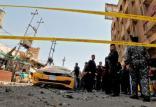 وقوع انفجار در حسینیه,اخبار سیاسی,خبرهای سیاسی,خاورمیانه