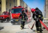 آتشنشانی بجنورد,اخبار اجتماعی,خبرهای اجتماعی,شهر و روستا