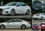 خودروی نیسان آلتیما 2020,اخبار خودرو,خبرهای خودرو,مقایسه خودرو