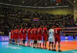 تیم ملی والیبال ایران,اخبار ورزشی,خبرهای ورزشی,اخبار ورزشکاران
