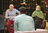 هدایت هاشمی و همسرش,اخبار هنرمندان,خبرهای هنرمندان,اخبار بازیگران