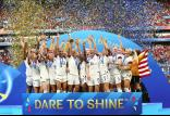 تیم ملی فوتبال بانوان آمریکا,اخبار ورزشی,خبرهای ورزشی,ورزش بانوان