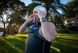 برنامه مرد استرالیایی برای رفتن به محل کار با شنا,اخبار جالب,خبرهای جالب,خواندنی ها و دیدنی ها