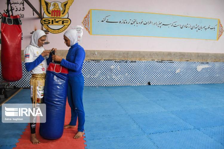 تصاویر تمرینات خواهران منصوریان,عکس های خواهران منصوریان,تصاویر تمرینات خواهران منصوریان در ورزشگاه تختی اصفهان