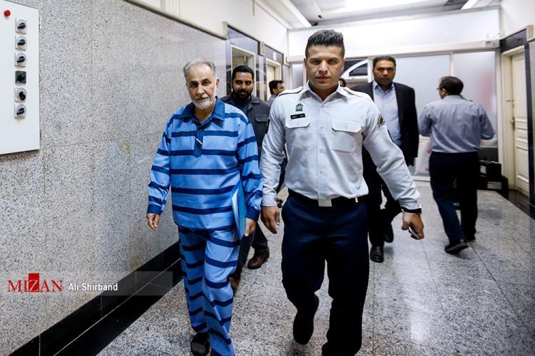 تصاویر سومین جلسه دادگاه محمدعلی نجفی,تصاویر دادگاه پرونده شهردار سابق تهران,تصاویر سومین جلسه رسیدگی به پرونده قتل میترا استاد