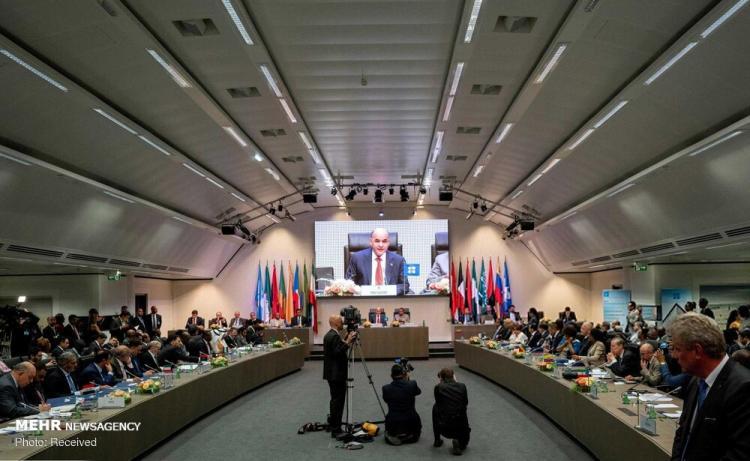 تصاویر یکصدوهفتادوششمین نشست اوپک,عکس های یکصدوهفتادوششمین نشست سازمان کشورهای صادرکننده نفت,تصاویر کشورهای صادرکننده نفت