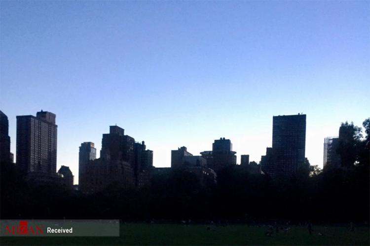 تصاویر قطعی برق در منهتن,عکس های قطعی برق در منهتن,تصاویر خاموشی گسترده در منهتن