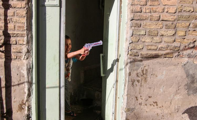 تصاویر بازی کودکان تبریز,عکس های بازی کودکان تبریز,تصاویراوقات فراغت کودکان