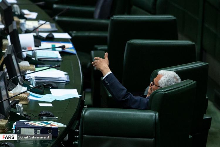 تصاویر جلسه علنی مجلس,عکس های جلسه علنی مجلس,تصاویر رئیس مجلس