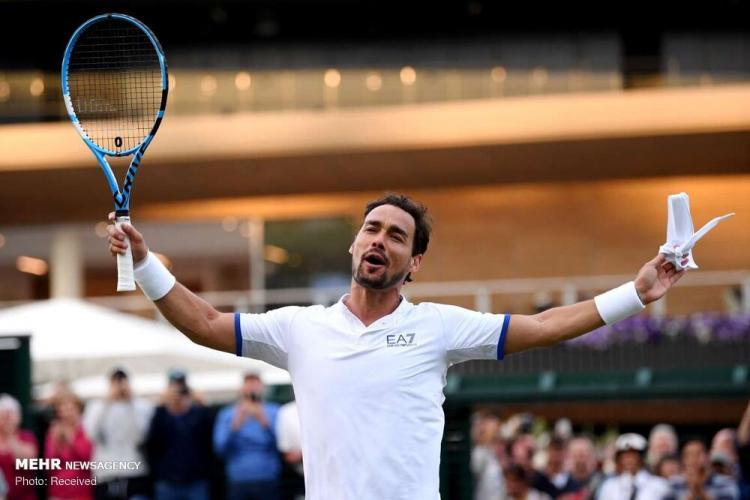 تصاویر رقابت های تنیس ویمبلدون 2019,عکس های رقابت های تنیس ویمبلدون 2019,تصاویر راجرفدرر