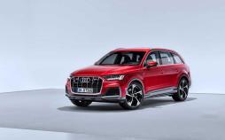 آئودی Q7 فیس لیفت 2020,اخبار خودرو,خبرهای خودرو,مقایسه خودرو