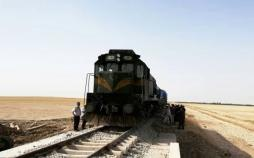 حادثه در قطار باری,کار و کارگر,اخبار کار و کارگر,حوادث کار