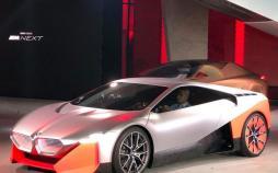 بی ام و Vision M Next,اخبار خودرو,خبرهای خودرو,مقایسه خودرو