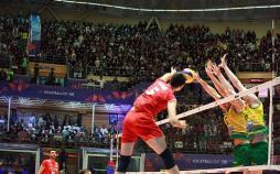 لیگ ملتهای والیبال 2019,اخبار ورزشی,خبرهای ورزشی,والیبال و بسکتبال