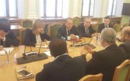 دیدار اعضای حماس با نماینده پوتین در امور خاورمیانه,اخبار سیاسی,خبرهای سیاسی,خاورمیانه