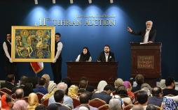 حراجی تهران,اخبار هنرهای تجسمی,خبرهای هنرهای تجسمی,هنرهای تجسمی