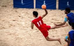 تیم ملی هندبال ساحلی ایران,اخبار ورزشی,خبرهای ورزشی,ورزش