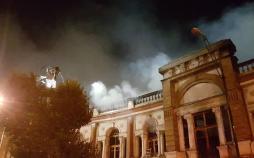 تصاویرآتشسوزی انبار کالا در میدان حسنآباد,عکس آتشسوزی انبار کالا در میدان حسنآباد,عکس آتس سوزی در میدان حسنآباد تهران
