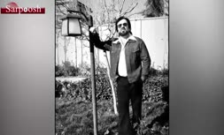 فیلم/ آواز خوانی بهرنگ علوی در نقش خواننده قبل انقلابی