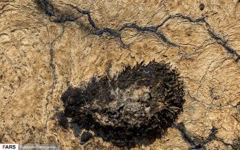 تصاویر مالچ پاشی در محیط زیست خوزستان,عکس های مالچ پاشی در محیط زیست خوزستان,تصاویر عوارض مالچ پاشی در محیط زیست خوزستان