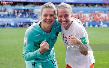 عکس های مرحله مقدماتی جام جهانی زنان 2019,تصاویری از جام جهانی بانوان 2019,عکس تماشاگران زن در جام جهانی بانوان 2019