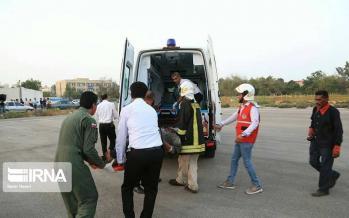 تصادف زائران در هرمزگان,عکس های تصادف زائران کربلا در جاده بندرعباس,عکس های تصادف اتوبوس در هرمزگان