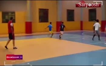 فیلم/ سوپرگل دیدنی عادل فردوسیپور