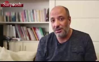 فیلم/ پاسخ امیر جعفری به ویدئوی جنجالیاش