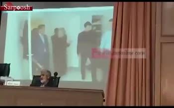 فیلم/ بازسازی صحنه قتل میترا استاد توسط محمدعلی نجفی