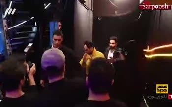 فیلم/ اجرای دیدنی سعید فتحی روشن (مرحله نیمه نهایی مسابقه عصرجدید)