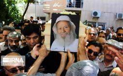 تصاویر مراسم تشییع پیکر دکتر بسکی,عکس های مراسم تشییع پیکر دکتر بسکی,تصاویر مراسم تشییع پیکر پدر طبیعت ایران