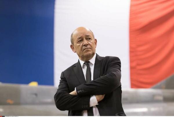 وزیر امور خارجه فرانسه,اخبار سیاسی,خبرهای سیاسی,سیاست خارجی