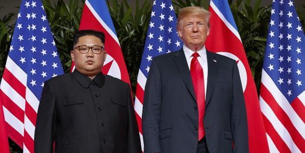 رئیسجمهور آمریکا و کیم جونگ اون,اخبار سیاسی,خبرهای سیاسی,اخبار بین الملل