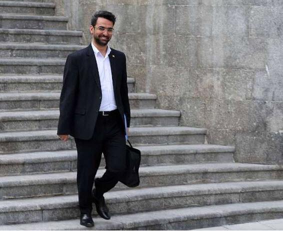 محمدجواد آذری جهرمی وزیر ارتباطات,اخبار دیجیتال,خبرهای دیجیتال,اخبار فناوری اطلاعات
