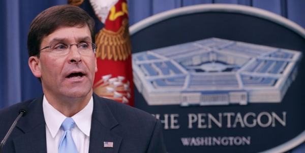 وزیر دفاع آمریکا,اخبار سیاسی,خبرهای سیاسی,دفاع و امنیت