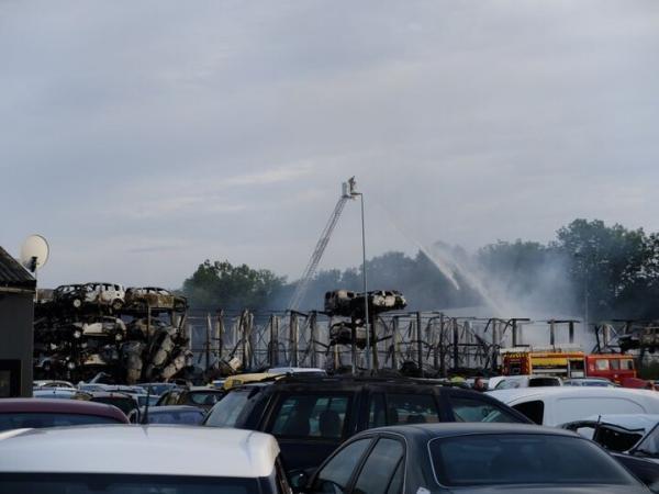 آتش سوزی مهیب فرانسه,اخبار حوادث,خبرهای حوادث,حوادث امروز