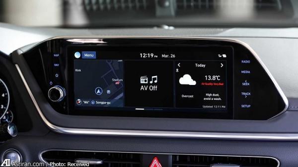 هیوندای سوناتا مدل 2020,اخبار خودرو,خبرهای خودرو,مقایسه خودرو