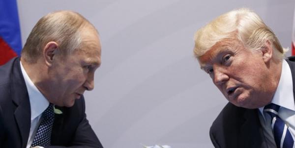 ولادیمیر پوتین و دونالد ترامپ,اخبار سیاسی,خبرهای سیاسی,اخبار بین الملل