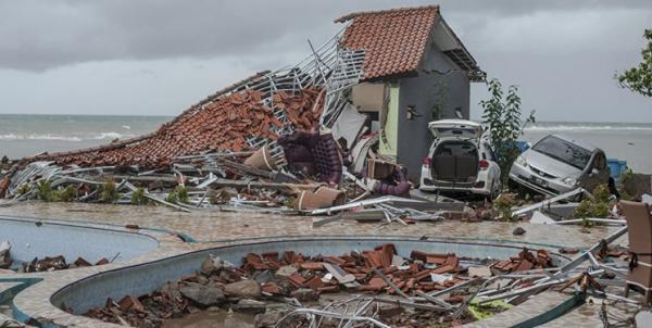 زمینلرزه در اندونزی,اخبار حوادث,خبرهای حوادث,حوادث طبیعی
